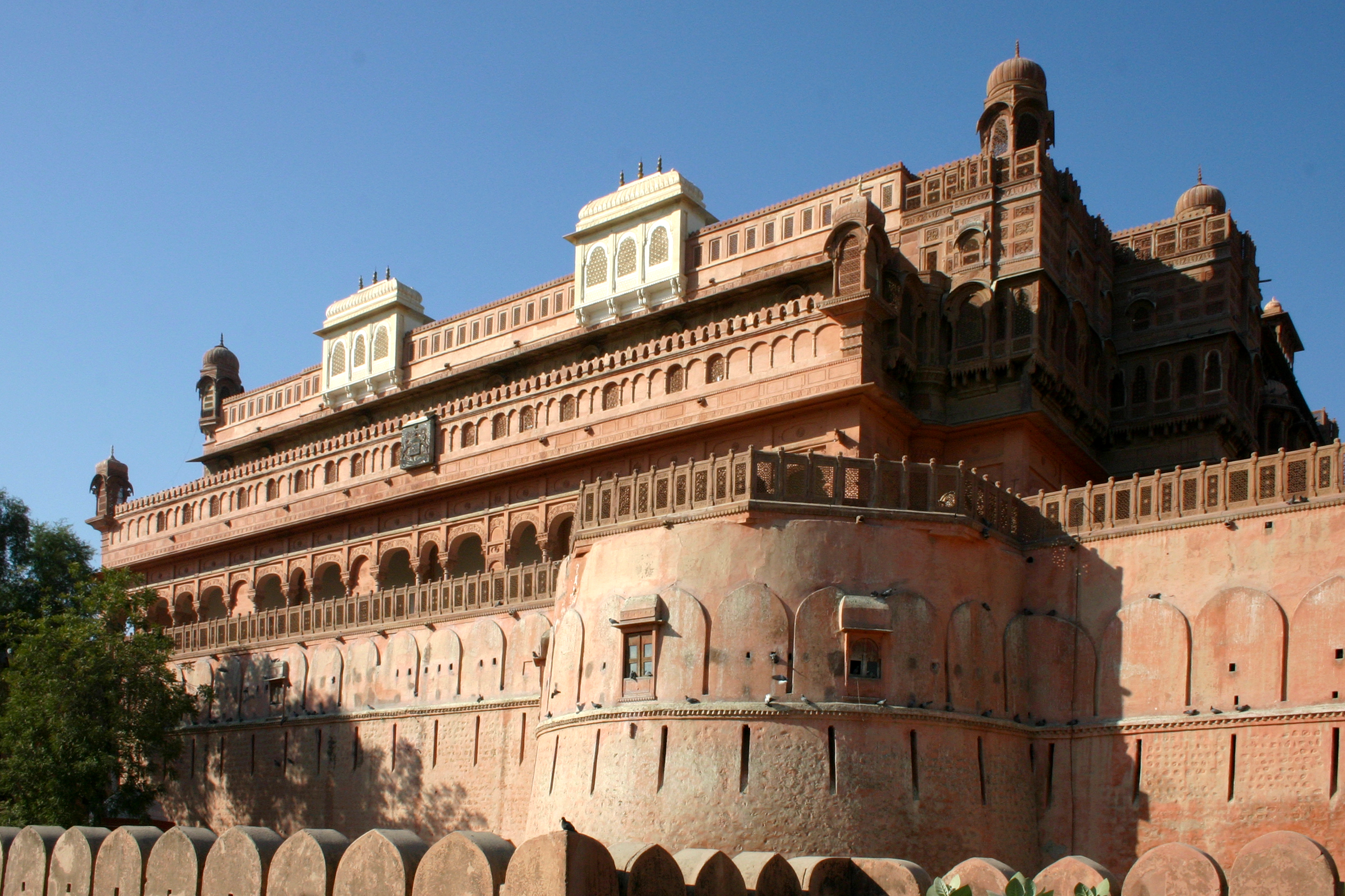 Junagarh Fort Bikaner